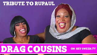 Drag Cousins: Tribute to RuPaul: with Jasmine Masters & Lady Red Couture: Episode - Video