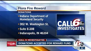 Flora fire fund questioned by donors - Video