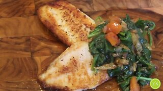 Delicious & easy tilapia recipe