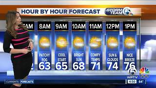 South Florida Friday morning forecast (12/29/17) - Video