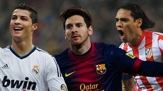 La Liga Team of the Season 12/13 - Video