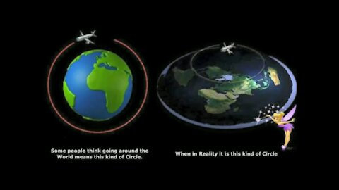 Flat Earth Circumnavigation and Time Zones