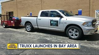 New app hiring truck drivers in the Bay area - Video