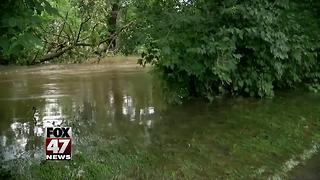 Officials urge caution using rivers, trails after flooding - Video