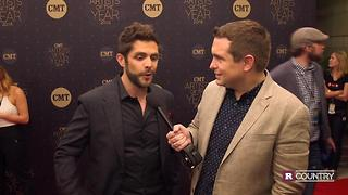 Thomas Rhett talks about