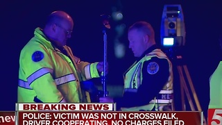 Pedestrian Hit, Killed By Vehicle In Antioch - Video