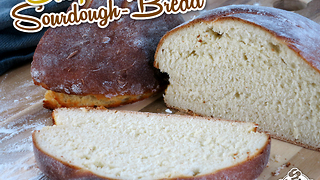 Quick sourdough bread recipe