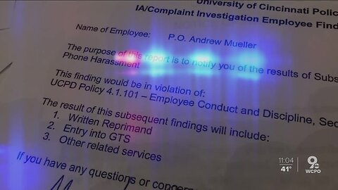 UCPD officer faced disciplinary action before OVI charge