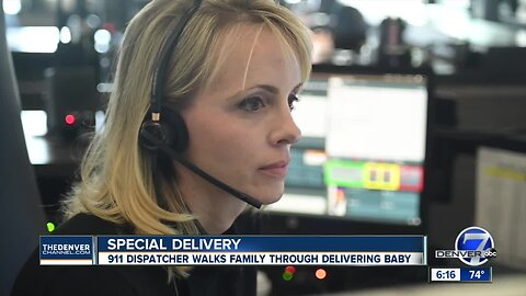 911 dispatcher helps deliver baby in Jefferson County
