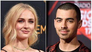 Joe Jonas & Sophie Turner Got Married In Vegas!