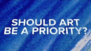 360: Should art be a priority in schools this year?