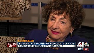 'Big Sonia:' film focuses on local holocaust survivor - Video