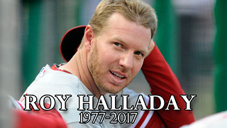 BREAKING: Former MLB Pitcher Roy Halladay Killed in Plane Crash - Video