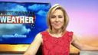 Chief Meteorologist Erin Christiansen's KGUN 9 Forecast Friday, June 9, 2017 - Video