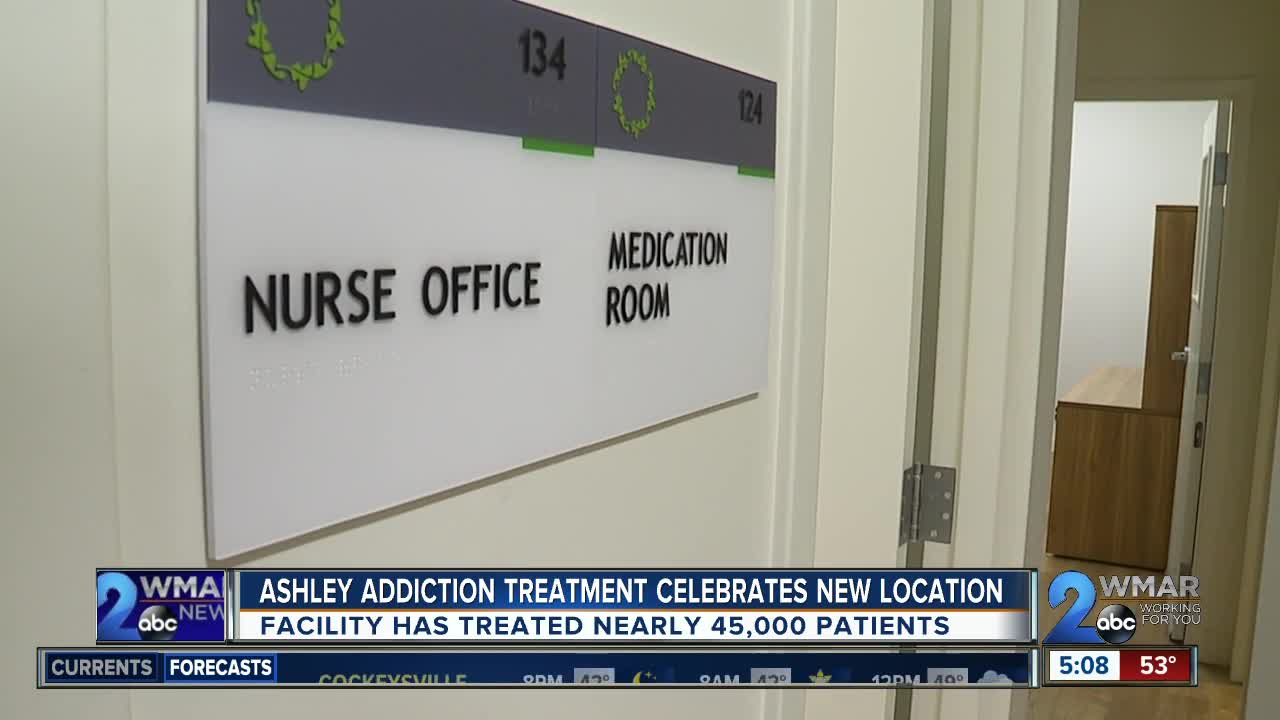 Ashley Addiction Treatment celebrates new location