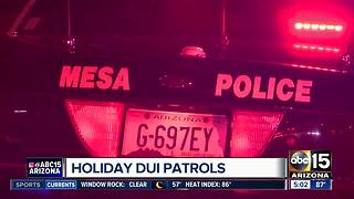 Labor Day DUI enforcement around the state - Video