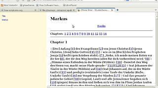 Free Scriptures: Convert OSIS files to EPUB - Video