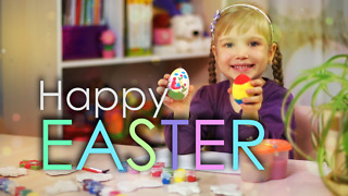 Happy Easter! - Greeting 1 - Video