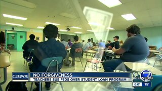 Colorado teachers are dealing with broken promises from federal loan forgiveness program
