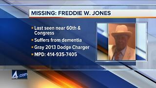 Milwaukee police looking for critical missing 84-year-old man