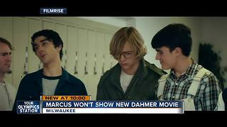 Milwaukee-area movie theaters not showing