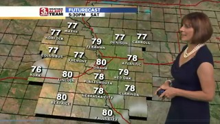 Jennifer's Saturday Forecast - Video