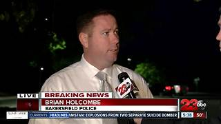 Live update from the South Bakersfield standoff - Video