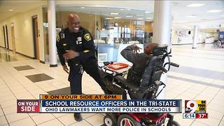 What's a school resource officer expected to do?