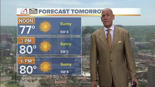 Gary Lezak Wednesday Evening Forecast Update 6 7 17 - Video