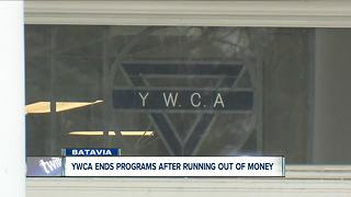 Genesee Co. stunned by YWCA shutdown - Video