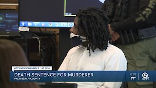 Killer sentenced to death for 2017 murders of West Palm Beach mother, daughter