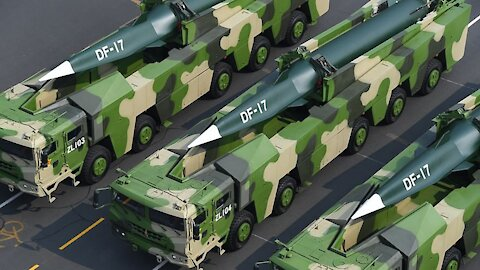 China deploys missiles across from Taiwan-Russian bombers near Alaska-Iran to buy ICBMs from N.Korea