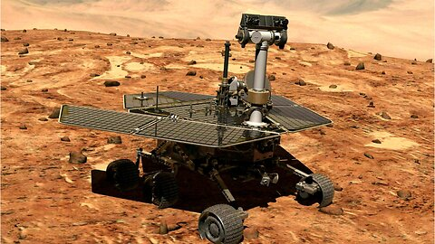 NASA testing out Mars 2020 Rover