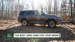 The Best Used Cars for your Money - Video