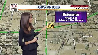 Cheapest gas prices in Las Vegas for June 26 2017 - Video