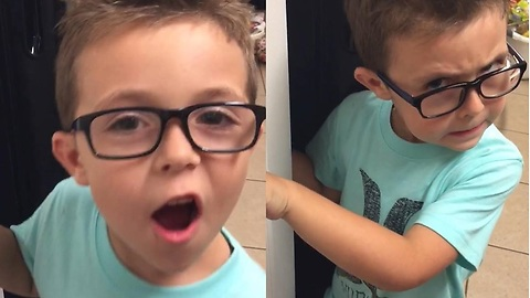 Little Kid Takes Veganism Seriously In Heated Argument With Mom