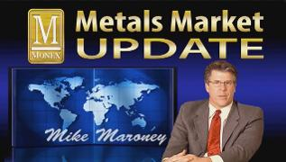 Monex Metals Market Update:  Week of March 20, 2017 - Video