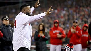 Former Red Sox Star David Ortiz Recovering After Being Shot