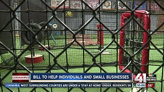 Laid-off workers, small businesses in Kansas City welcome stimulus relief