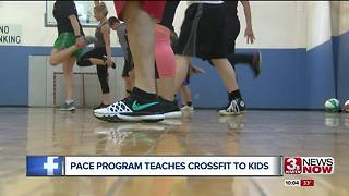 PACE Program offers CrossFit to kids - Video