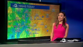 Could be a record-breaking weather weekend in Colorado