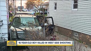 Police: 16YO fatally shot was driving stolen vehicle