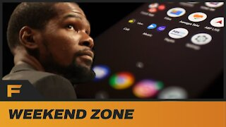 Kevin Durant's Secret Investment Into Government Surveillance & Drew Brees Takes L Of The Week | WZ