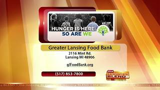 Greater Lansing Food Bank - 12/04/17 - Video