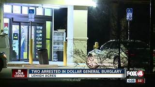 Dollar general arrest - Video