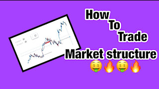 How to trade market structure