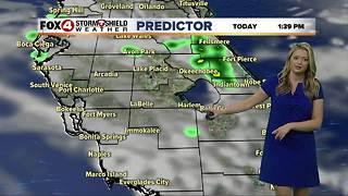FORECAST: Rain and Storm Chances Continue - Video