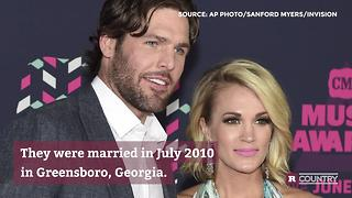 Carrie Underwood and Mike Fisher | Rare Country - Video