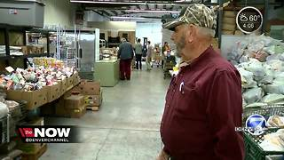 Metro Denver food bank in danger of closing - Video
