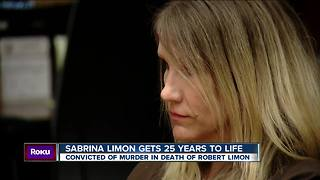 Sabrina Limon gets 25 years to life in prison - Video
